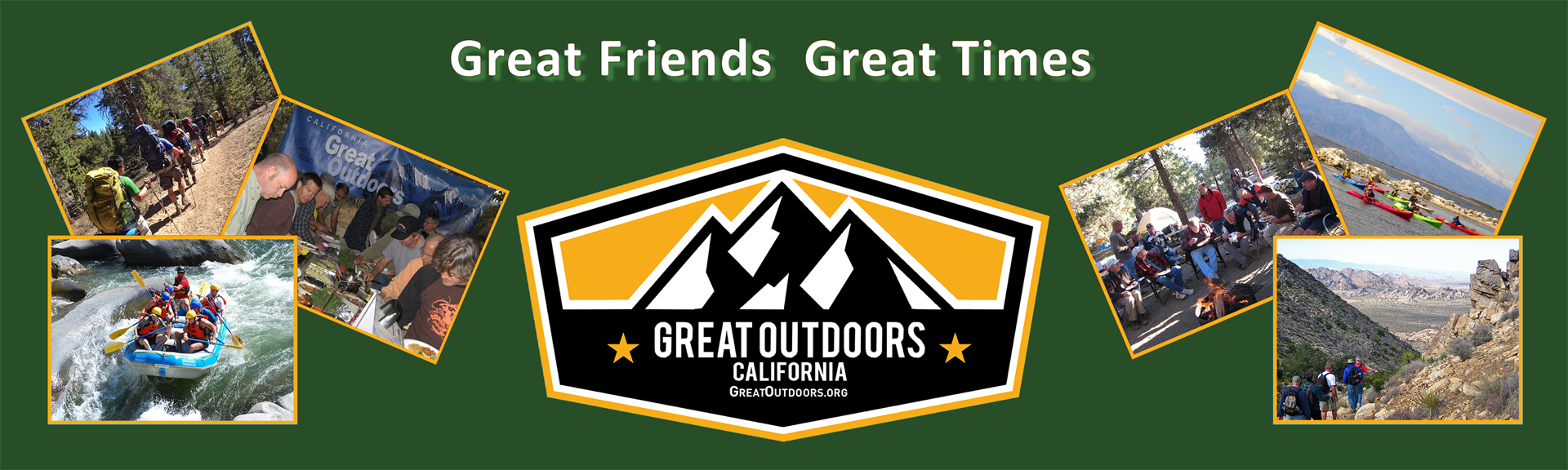 CA Great Outdoors Inc  - PS - Silverwood Lake - Cancelled